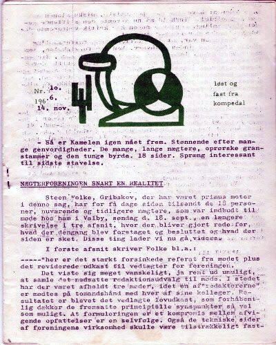 Tidsskrift: NB: Tidsskrift for Antimilitarisme (tidl. NægterBulletin).