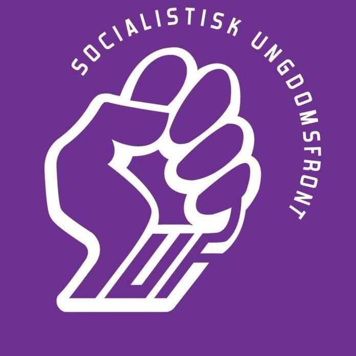 Socialistisk Ungdomsfront SUFs logo