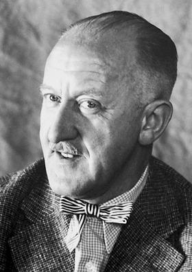 Halldór Laxness, 1955. Foto: Nobel Foundation. Public Domain.