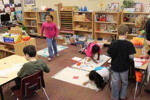 Montessori Klasseværelse