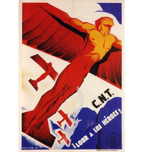 C.N.T poster.