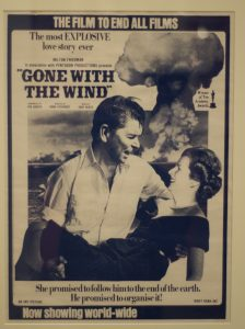 Gone With the Wind anti-nuclear poster DSC_4893. Author: Plashing Vole. (CC BY-NC 2.0).
