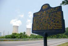 Kernekraftsulykken på Three Miles Island. June 19, 2007. Foto: subindie. (CC BY-NC-ND 2.0). Source: flickr.com Se 28. marts 1979 nedenfor.