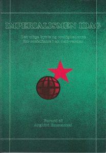 Imperialismen i dag, forside