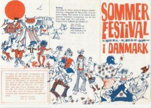 Fra folder om Thy-lejren 1970