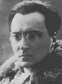 Victor Serge, anarchist, before 1940. Photo: Unknown. Public Domain.