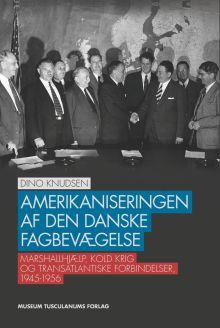 Forside på Dino Knudsens bog