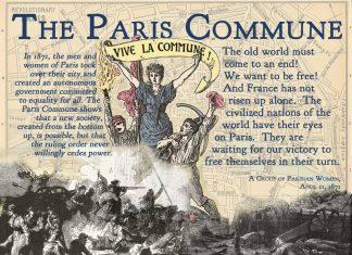 Pariserkommunen: se mere nedenfor 18. marts 1871