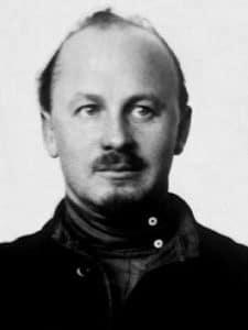 Nikolai Bukharin, before 1930. Photo: Unknown. Public Domain.