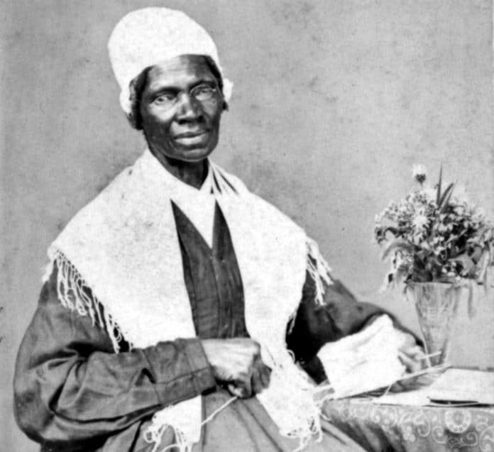 Sojourner Truth (1797-1883). 1864. Photo: Unknown. Public Domain.