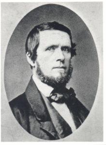 Portrait photo of Wilhelm Weitling. Photo: Unknown. Public Domain.