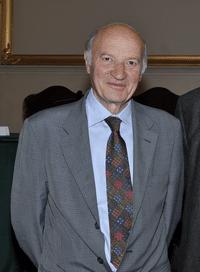The italian philosopher Domenico Losurdo. 2011. Author: Palazzo Madama Museo Civico d'Arte Antica. (CC BY-SA 2.5).