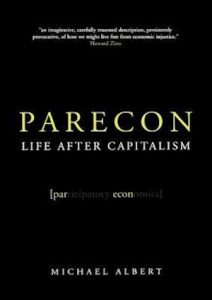 Frontpage of 'Parecon : Life after Capitalism'