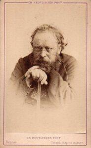 Pierre-Joseph Proudhon, circa 1865. Photo: Charles Reutlinger. Public Domain.