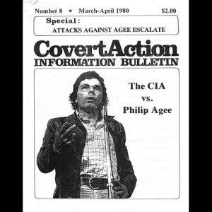 Covert Action Information Bulletin, som Philip Agee var med til at redigere.