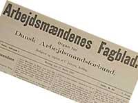 Arbejdsmændenes Fagblad udgivet af Dansk Arbejdsmandsforbund.