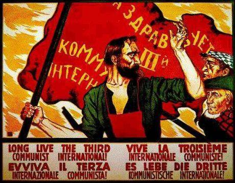 Long Live the Third Kommunist International