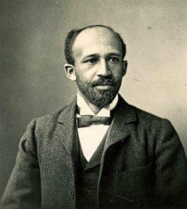 W. E. B. Du Bois, ca.1907. Photo: Unknown author. Public Domain.