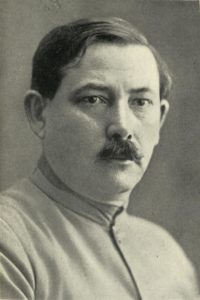 """A portrait of Mikhail Borodin during the 1920s. Photo: Louis Fischer in """"The Soviets in World Affairs"""", 1930. Public Domain."""