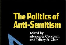 """The Cover of """"The Politics of Anti-Semitism"""" from 2003"""