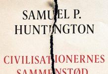 Samuel P Huntington: Civilisationernes Sammenstød, Forlaget People's Press