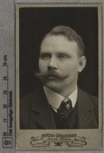 Peter Sabroe. Foto af Marius Christensen. Public Domain.