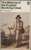 Forside på E.P. Thompsom: The Making of the English Working Class