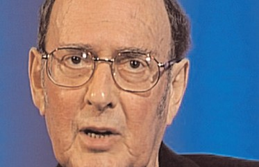 Harold Pinter, Screenshot from his Nobel Prize lecture, 27 December 2005. Author: Illuminations Films. (CC BY-SA 3.0).