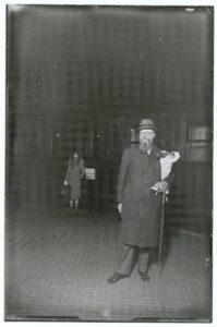 Thorvald Stauning. Foto: Holger Damgaard (1870-1945). Public Doimain.
