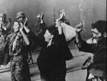 Fra Warszawa-opstanden