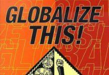 Forside til Bogen Globalize This.