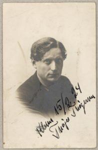 Thøger Thøgersen 1924. Foto: Ukendt. (CC BY-NC-ND 3.0).