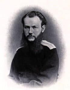 Peter Kropotkin, 1864. Photo: Unknown. Public Domain.