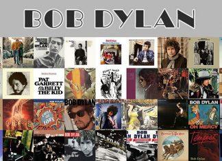 Plader af Bob Dylan