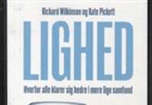 Wilkinson & Pickett: Lighed