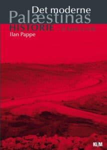 Forside: Det moderne Palæstinas historie Ilan Pappe