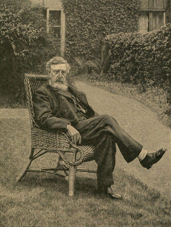 Wilhelm Liebknecht, Photo: Redaktion,
