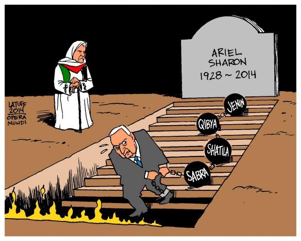 Satire af Lafuff 2014