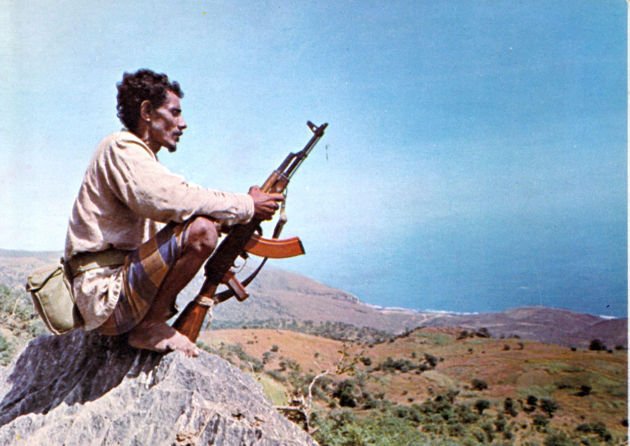 Målet for omanske revolutionære: Frihed og Værdighed