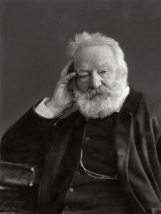 Victor Hugo, circa 1884. Photo: Nadar/the pseudonym for Gaspard-Félix Tournachon (1820–1910). Public Domain.
