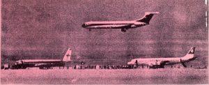 Dawson Airfield September 1970, Source: PFLP Information Department.