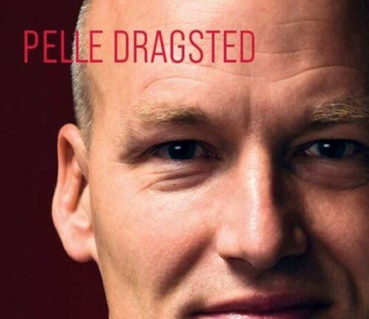 """Forsiden til bogen """"Nordisk socialisme"""" af Pelle Dragsted"""